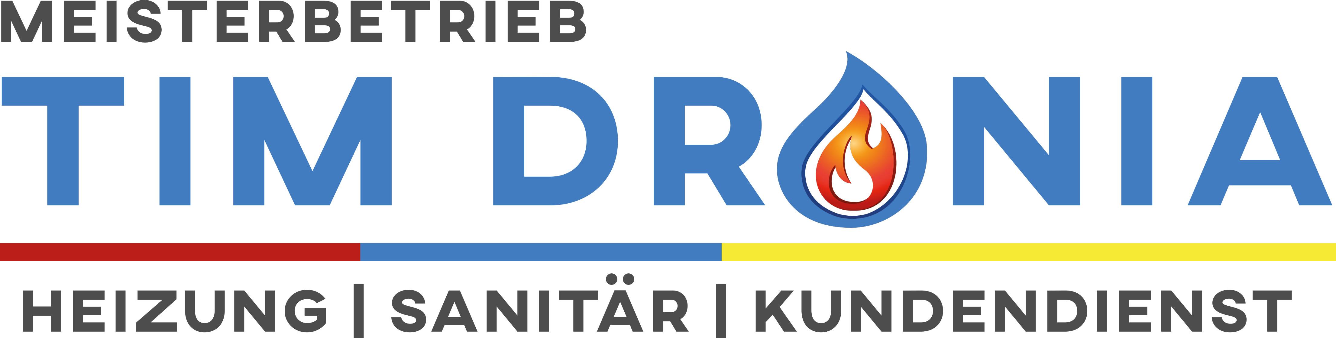 Tim Dronia Heizung-Sanitär-Kundendienst - Logo